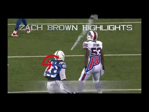 Zach Brown's Highlights | Cover1.net