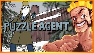 Puzzle Agent 1 - Full Stream/Game
