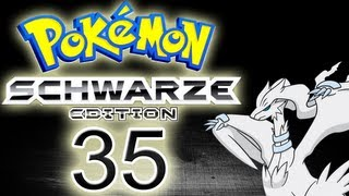 Pokemon Schwarz - Let's Play Pokemon Schwarz [German] Part 35: Jesus und der Harzi
