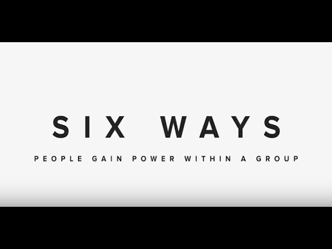 6 Sources of Power