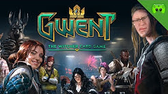 DAS WITCHER KARTENSPIEL 🎮 Gwent Kill the Servers Test