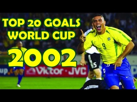 TOP 20 GOALS - WORLD CUP 2002