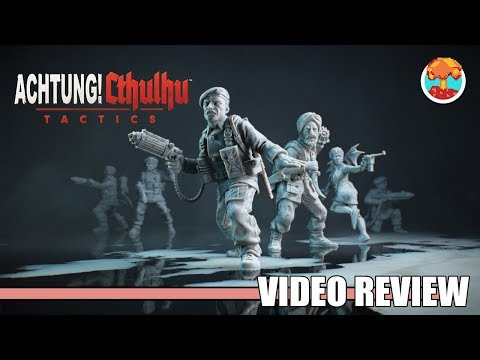 Review: Achtung! Cthulhu Tactics (Steam) - Defunct Games
