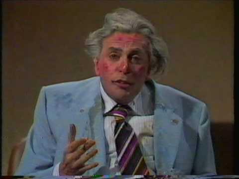 Sir Les Patterson circa 1985 pt1