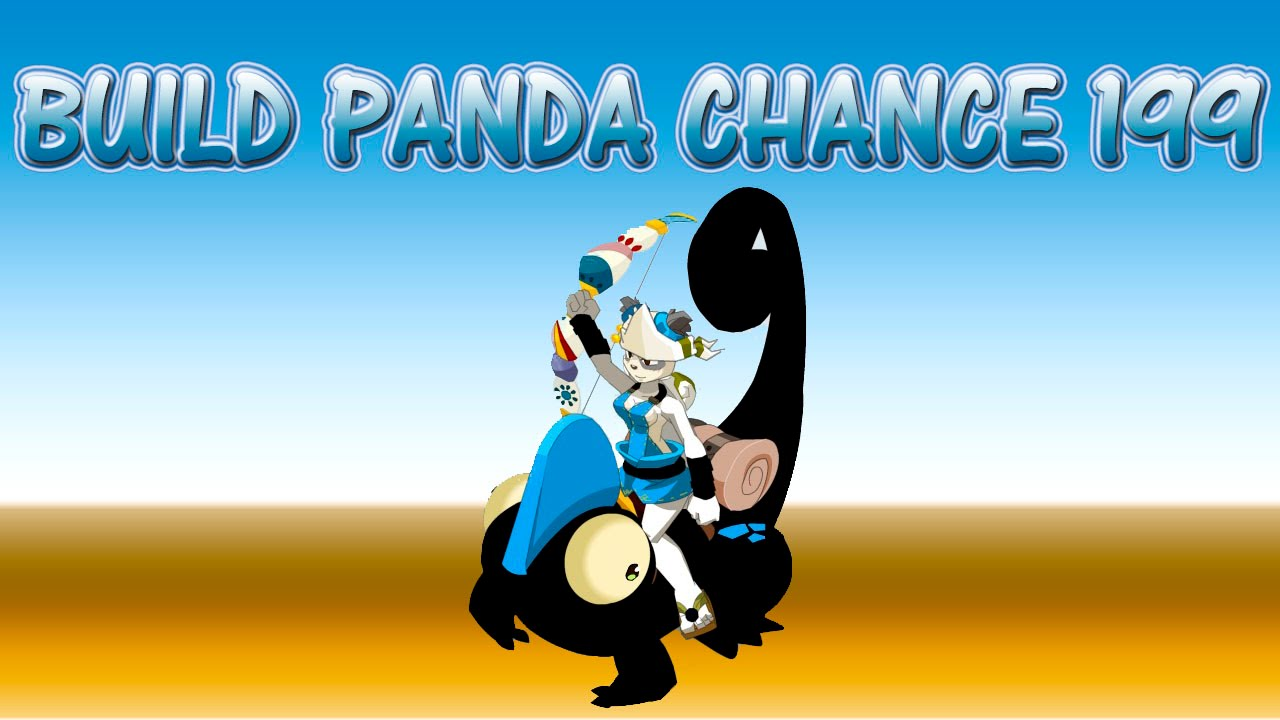 Chance Panda Build