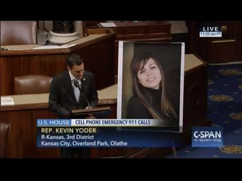 Rep. Yoder Urges Colleagues to Pass the Kelsey Smith Act