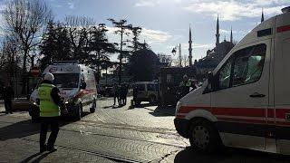أنقرة: أحد أفراد داعش نفذ هجوم اسطنبول
