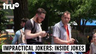 Impractical Jokers: Inside Jokes - Sick Trick Gatto | truTV
