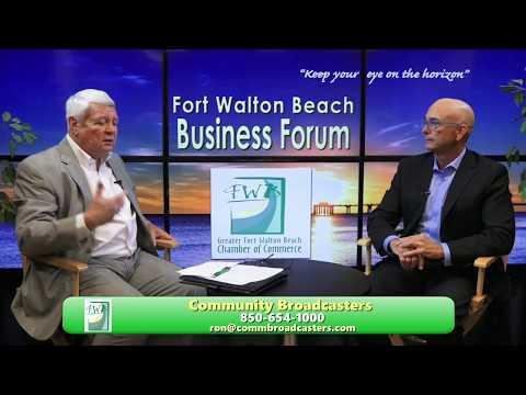 Fort Walton Beach Business Forum 2017 - Community Broadcasters