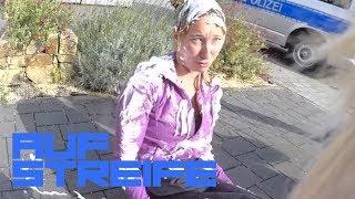 Rasierschaum-Attacke: Wo ist ihre Freundin? | Auf Streife | SAT.1 TV