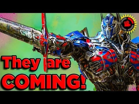 Thumbnail: Film Theory: Transformers - GOOD Science, BAD Movies!