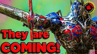 Film Theory: Transformers - GOOD Science, BAD Movies! by : The Film Theorists