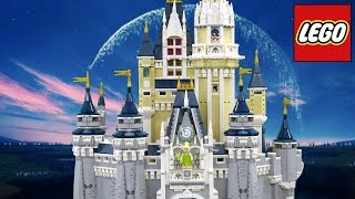 The Disney Castle from LEGO