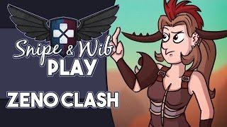 Snipe and Wib Play: Zeno Clash