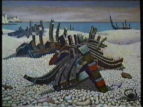 Canvas - Alan Bennett at Leeds City Art Gallery (1970)