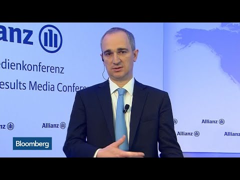 Allianz's CFO on Earnings, M&A, Inflows From Pimco