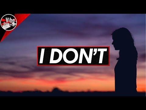 ROZES - I Don't (Lyrics)