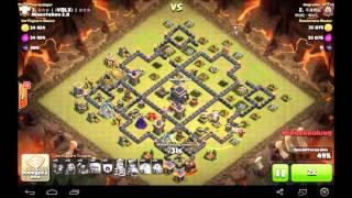 [Clash of Clans] Clankriegsreport mit OhneMoosNixLos - EXTRA LANG [Minestriker]