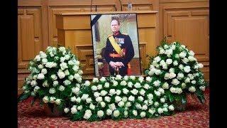Les Luxembourgeois se souviennent de S.A.R. le Grand-Duc Jean