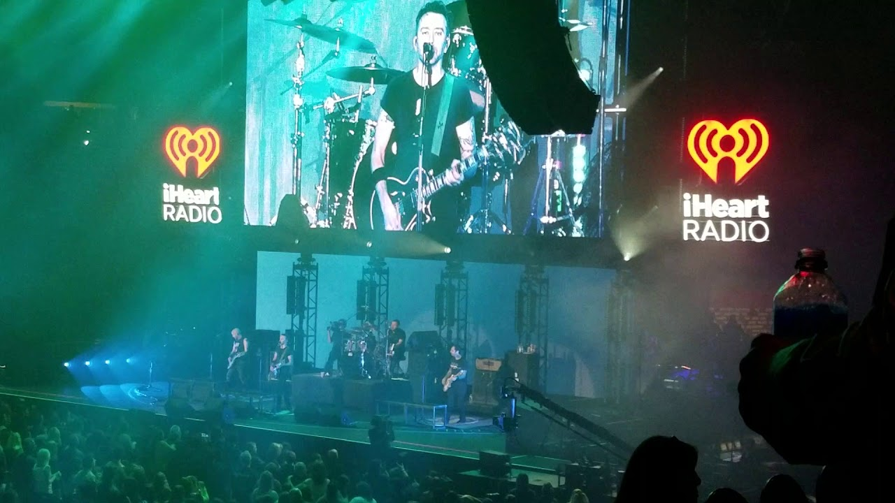 Rise Against The Violence Live Iheartradio ALTer ego Los Angeles California  1/19/19