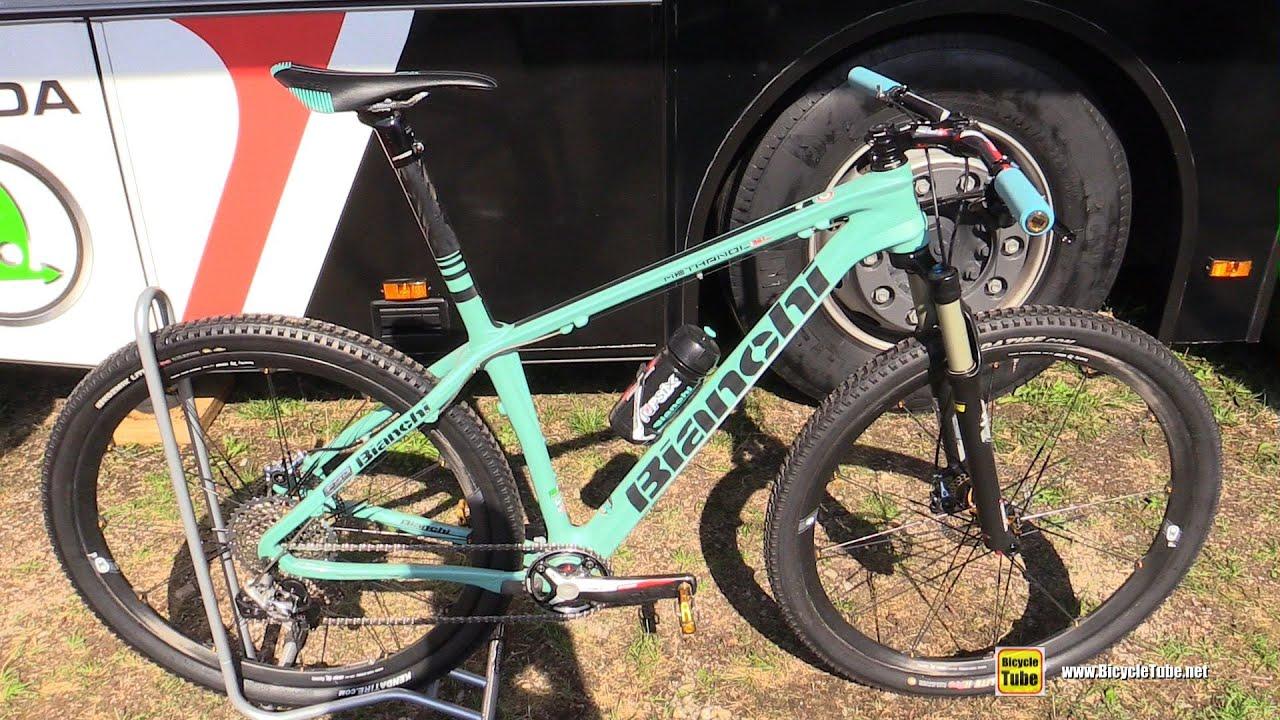 2015 Bianchi Methanol Sl Racing Mountain Bike Walkaround