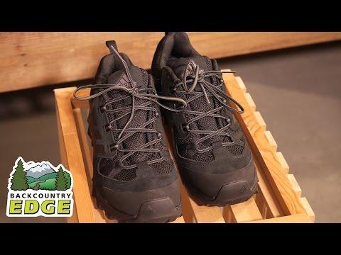 dfd39f2671cae adidas Outdoor Men's Caprock Trail Shoe - YouTube