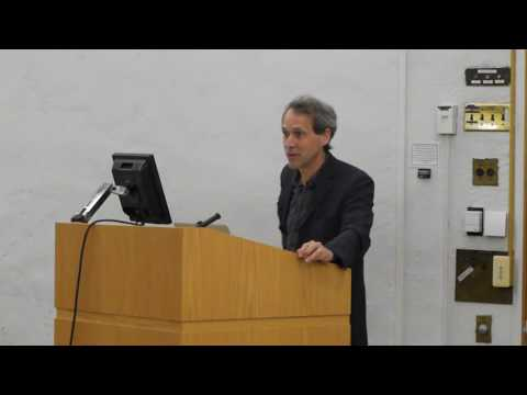 "2016 IWL: David Damrosch, ""What Isn't World Literature? Problems of Language, Context, and Politics"""