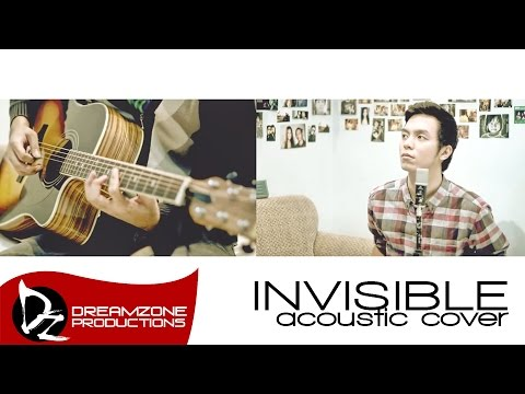 Hunter Hayes - Invisible (Acoustic Cover) - Sam Mangubat / PBB All In Theme Song