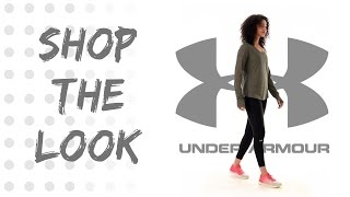 Shop The Look - Under Armour Summer Core | SportsShoes.com