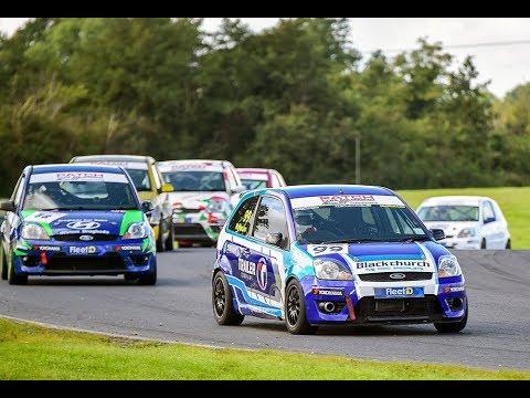Irish Motorsport TV- Fiesta ST Races from the Leinster Trophy 2017