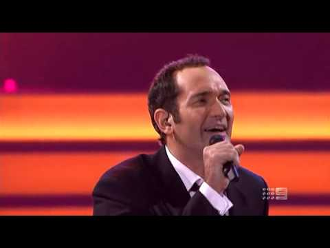 Darren Percival - I Believe When I Fall In Love It Will Be Forever (The voice australia)