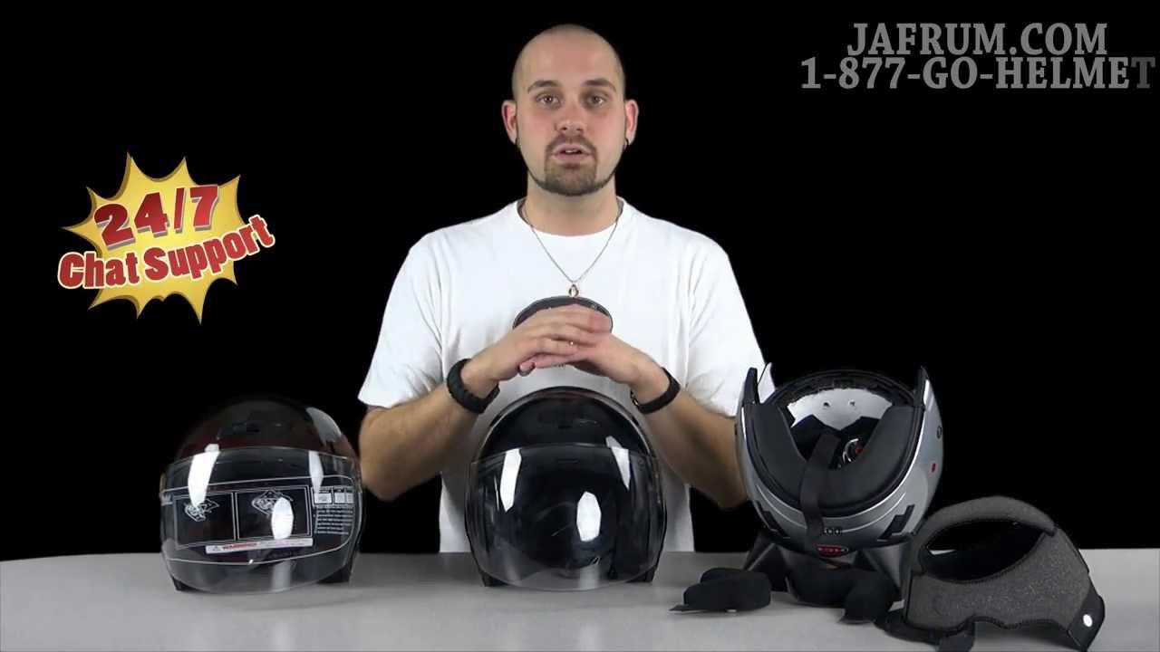 6ba9582a HCI 20 Series Helmet Review - Jafrum.com - YouTube