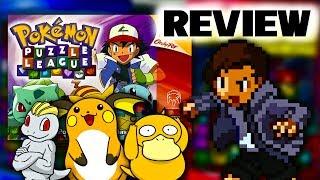 Pokémon Puzzle League Review - Jimmy Whetzel