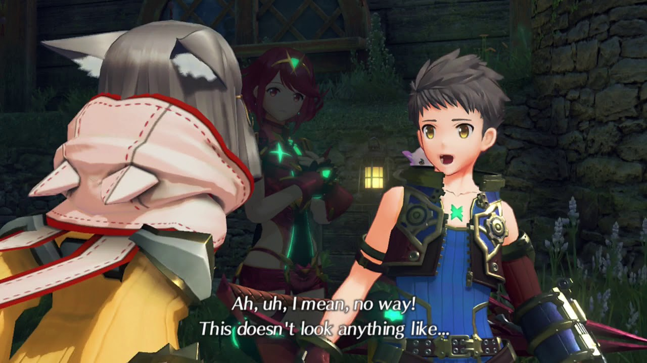 Image result for xenoblade chronicles 2 cutscenes