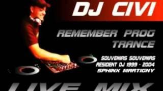 remember trance prog - dj civi