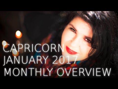 Capricorn Monthly Astrology Forecast January 2017