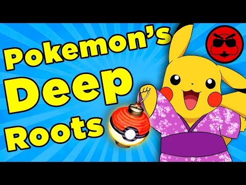 The Myths of Pokemon's Origin | Culture Shock (Pokemon)