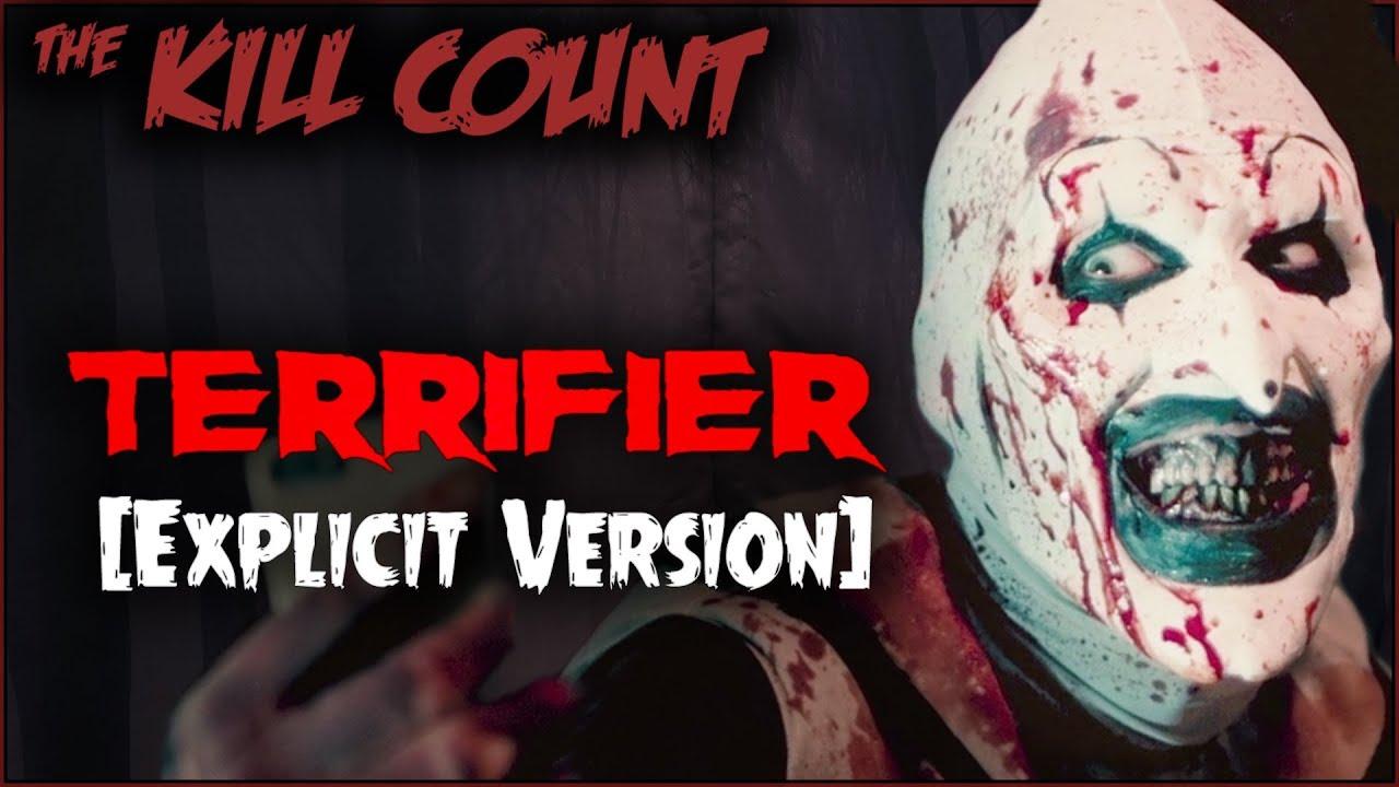 Terrifier (2016) KILL COUNT [Explicit Version] - Terrifier (2016) KILL COUNT [Explicit Version]