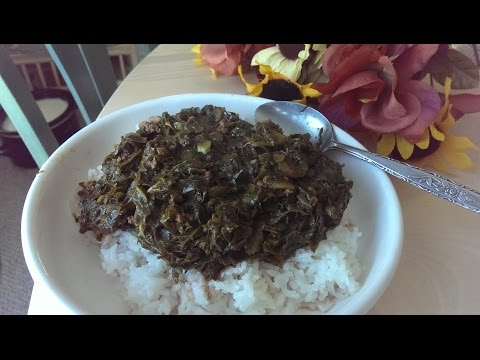 How To Make Collard Greens African Style