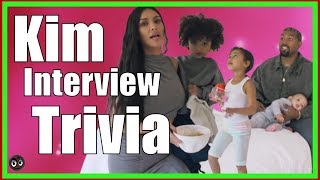 73 Questions with Kim Kardashian West | Vogue Interview 2019