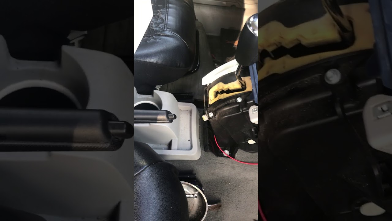 Dodge RT caliber override for a neutral safety switch - YouTube