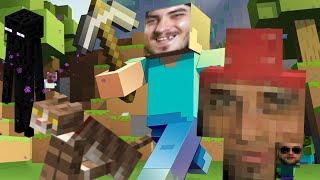 Мэддисон впервые играет в Майнкрафт #2 - Сервера для взрослых и первая деревня