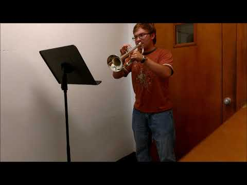 Undertale - Megalovania Trumpet Cover