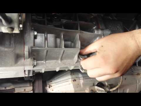 2004-2008 Mazda RX-8: Gear oil replacement