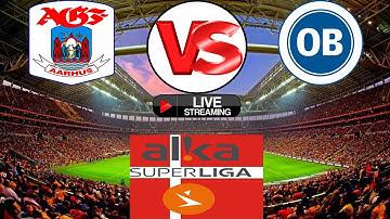 HD ⚽ AGF VS OB ⚽ Aarhus VS Odense ⚽ DENMARK: Superliga - Round 25