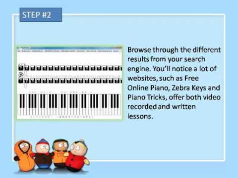 How to Learn Piano Notes Online - Free Online Music