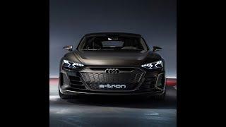Production of the Audi e-tron GT