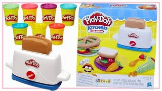 Play Doh • Tostowe szaleństwa • E0039 • Hasbro