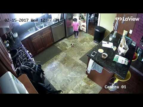 Caught on LaView: Child Thief