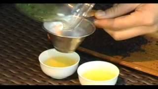 Ayumi Kinezuka Presents Her Fresh Crop Tea